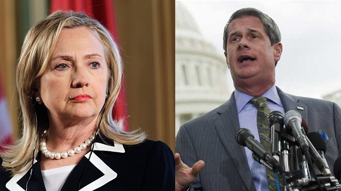 David Vitter's Big Question About Hillary Clinton's Private Emails