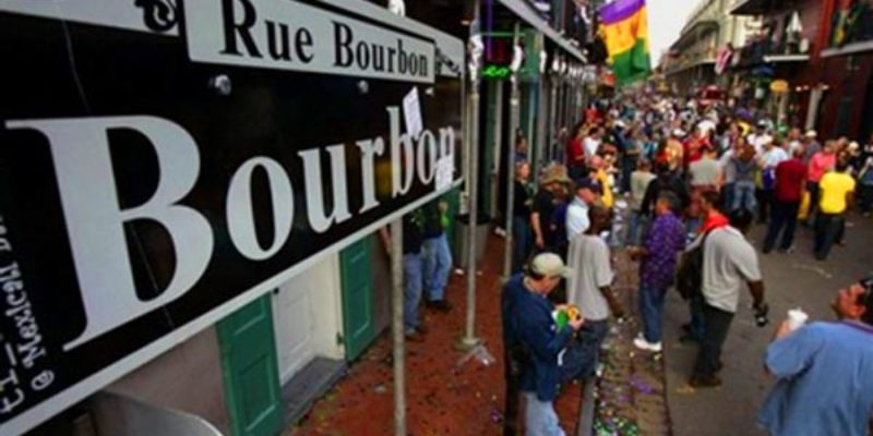 FBI Confirms There Will Be 'Unprecedented' Amount Of Security For New Orleans Mardi Gras This Year
