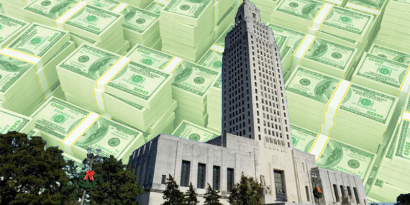SADOW: Louisiana's Budget Is Going To Need Some Serious Cutting