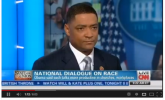 Cedric Richmond Learned Nothing From Baltimore Riots