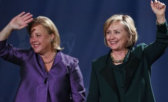 SHE'S BACK: Mary Landrieu Has Come Out Of Hiding For Hillary Clinton