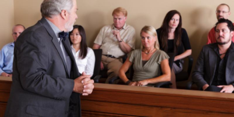 A balanced courtroom needs a full jury box
