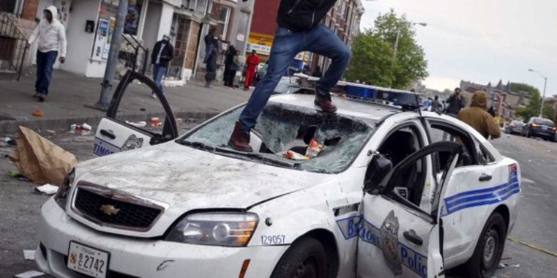 Here's What Social Justice Looks Like In A Post-Rioting Baltimore