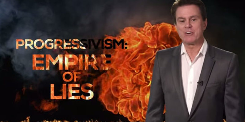 FIREWALL: Progressivism's Empire Of Lies