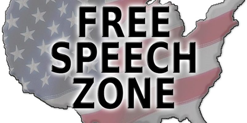 The 'I Believe In Free Speech, But' Crowd Can Go To Hell