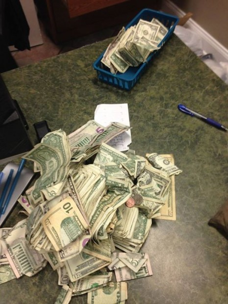 slidell money