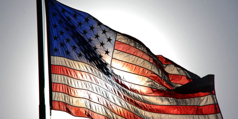 Think Louisiana Is Patriotic? Think Again