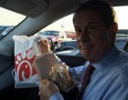 Liberals Are Freaking Out Because David Vitter Ate Chick-Fil-A