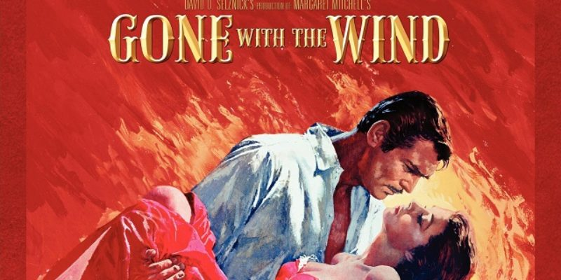 The Rebel Flag Controversy Has Now Reached Peak Stupidity With The Targeting Of 'Gone With The Wind'