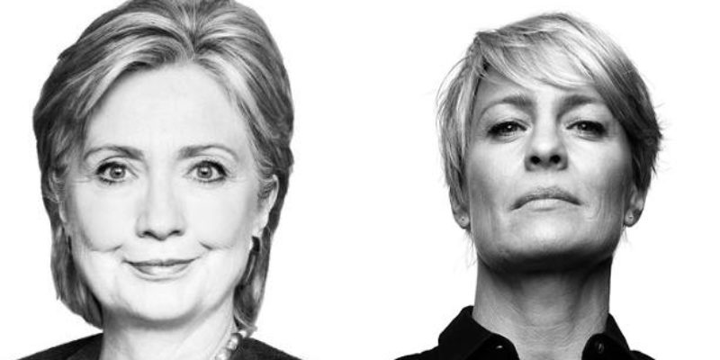 5 Times Hillary Clinton Was The Real Life Version Of Claire Underwood