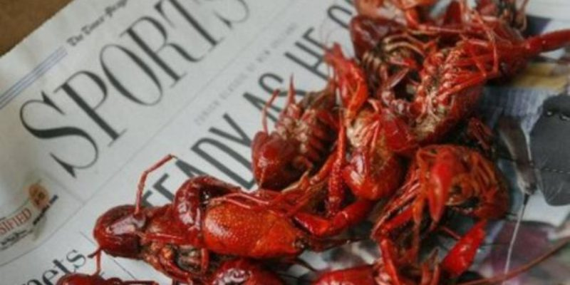 The Feds Are Considering Regulations That Would Destroy Louisiana's Crawfish Industry
