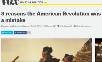 HAPPY 4th! The Anti-American Revolution Brigade Is Here