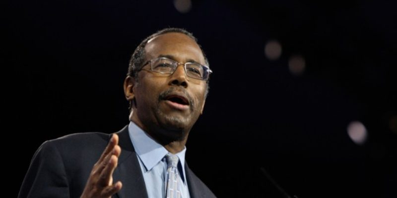 This Ben Carson Thing Is Embarrassing For Him