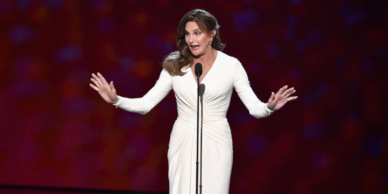 TRANSBIAS: Media Going Gaga Over Caitlyn Jenner's ESPY Speech, Ignoring Planned Parenthood Scandal
