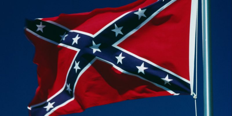 Harahan Woman Celebrates Independence Day By Stealing A Confederate Flag Because 'It Was Racist'
