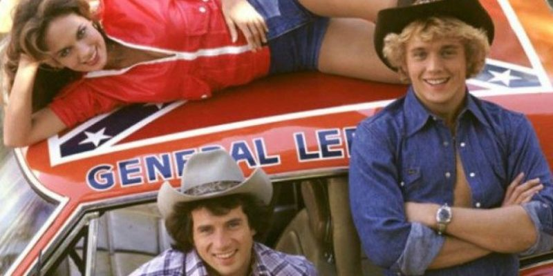 LIBERAL LOGIC: 'Dukes Of Hazzard' Is Racist, But Rappers Rocking Confederate Flag Is 'Art'