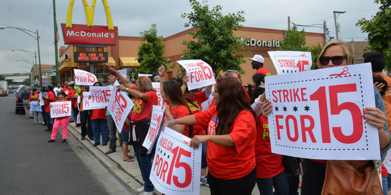 $15 An Hour For Fast Food Workers, But They Will Still Get Your Order Wrong