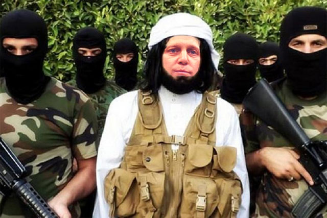 mitch isis