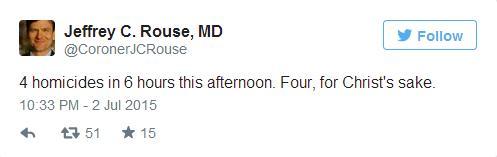 orleans coroner tweet
