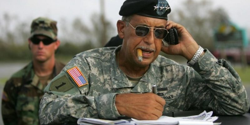 Retired Lt. General Russel Honore Decides Not To Run For Governor