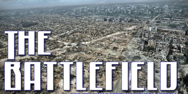 The Battlefield, December 18, 2015 – On Keeping Us Safe