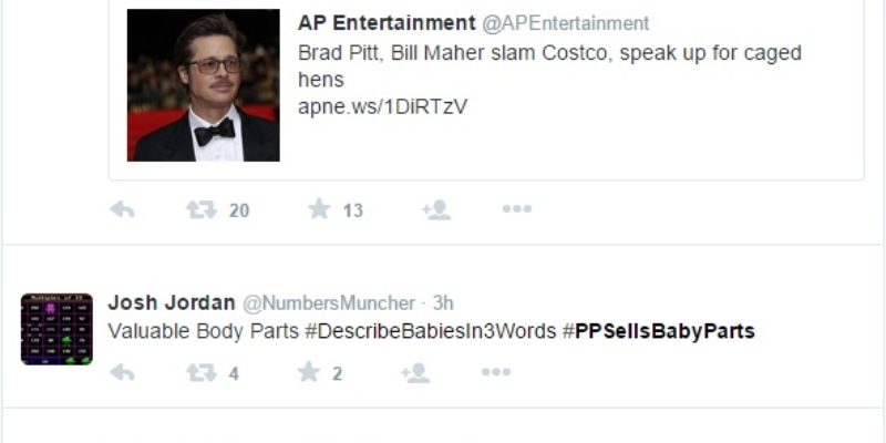 The 10 Most Thought Provoking Planned Parenthood Tweets From Twitter