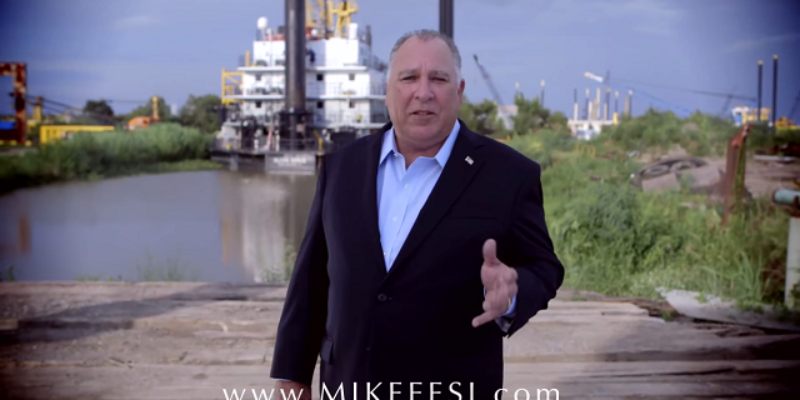 Mike Fesi Continues To Give A Textbook Example On How To Defeat An Incumbent