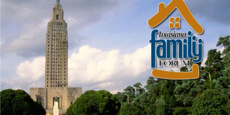 The Louisiana Family Forum Released Its 2015 Legislative Scorecard Today