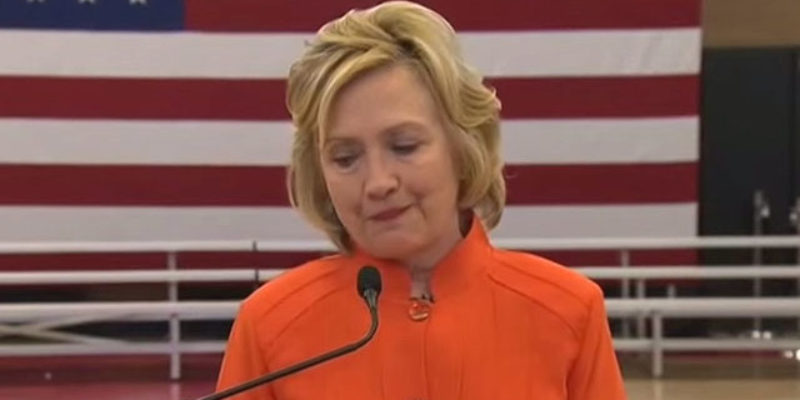 Judicial Watch's Latest Round Of Hillary E-Mails Shows Why She Was Running Off A Private Server