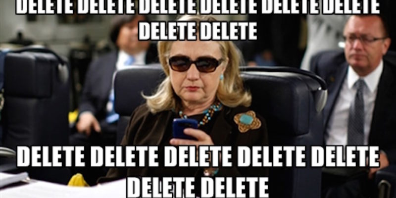 HILL-ARIOUS! All Of The Funniest Hillary Clinton Email Photos On The Internet
