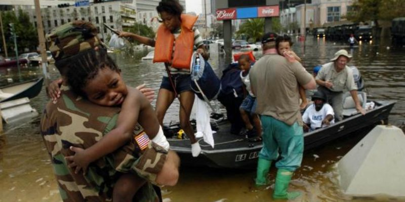 THEN AND NOW: The Real Numbers On New Orleans Crime 10 Years After Hurricane Katrina