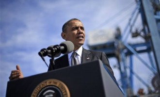 Obama Threatens Veto of Oil Export Bill