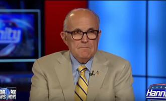 VIDEO: Rudy Giuliani Says Hillary Needs A Good Criminal Lawyer