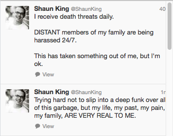 shaun king twitter