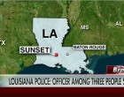 UPDATED: Sunset Police Officer Confirmed Dead, One Other Dead And Two Injured Following Southwest Louisiana Shooting