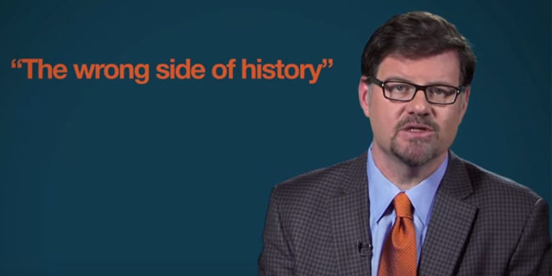 PRAGER U: The Right And Wrong Sides Of History