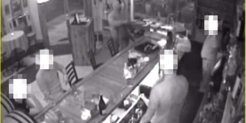 BREAKING: Watch This New Orleans Restaurant Get Robbed By Two Armed Men