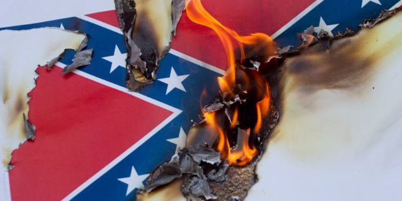 These #BlackLivesMatter LSU Students Are Having A Confederate Flag Burning Barbecue To Promote 'Unity'