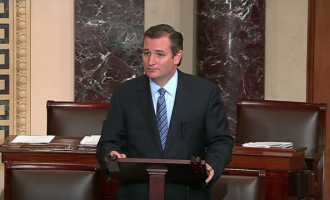 VIDEO: Watch Ted Cruz Make A Fool Out Of The Sierra Club President On Global Warming
