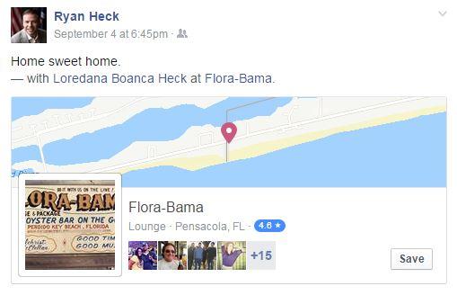 heck flora bama