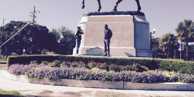 EXCLUSIVE: Are New Orleans City Officials Already Collaborating With A Construction Company To Remove Monuments?