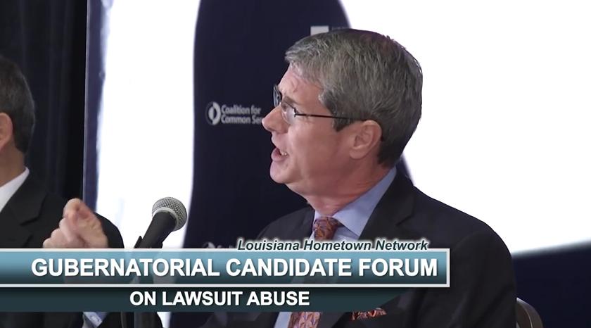 2015 Gubernatorial Forum on Lawsuit Reform