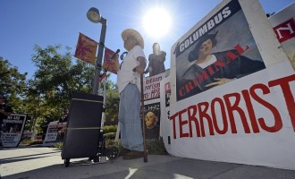 How Columbus Day Protests Reveal Liberal Hypocrisy