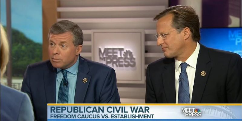 VIDEO: The Congressional Leadership Battle, Fleshed Out For All To See