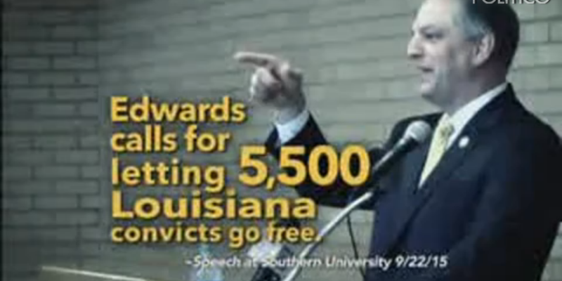 It's Almost Like John Bel Edwards and Barack Obama Are The Same