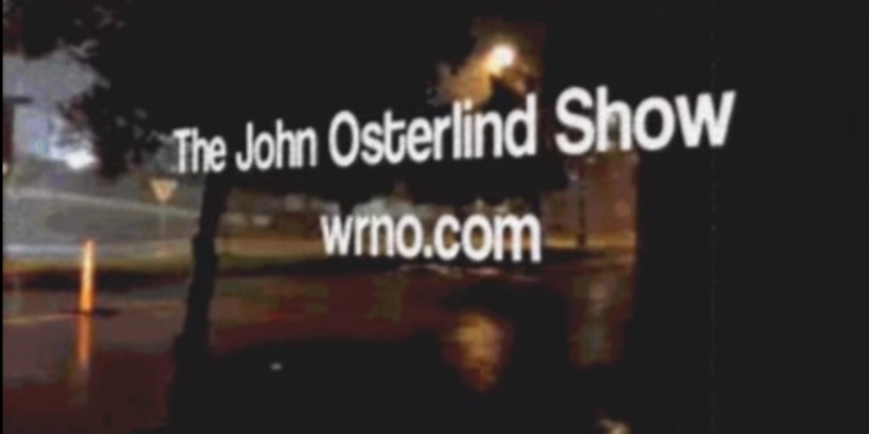COMEBACK KING: New Orleans' John Osterlind Is Coming Back To Radio