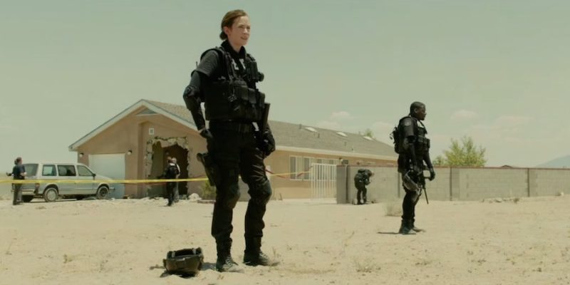 How 'Sicario' Will Shock Your American Eyes And Ears