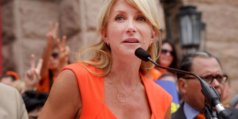 Abortion Barbie Wendy Davis Is Getting Her Own TV Show And These Are The Lies It Will Perpetuate