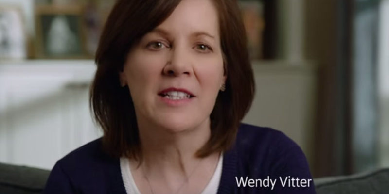 VIDEO: Wendy Vitter Takes The Stage