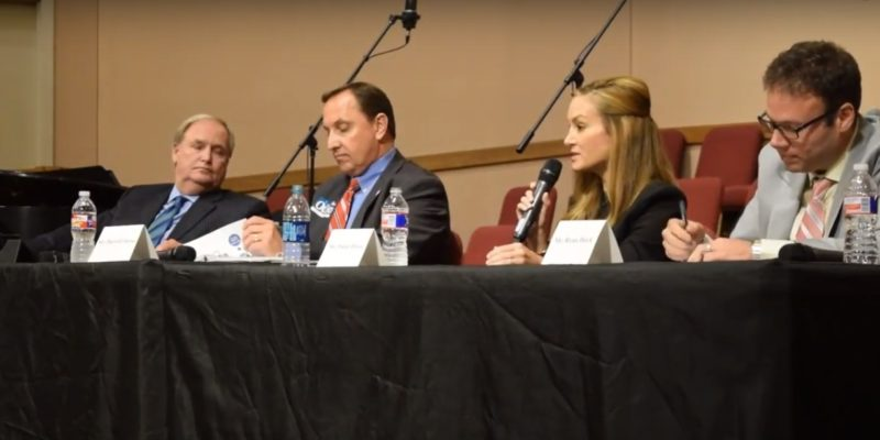 HUDSON: State Rep Candidates on the Budget, Transportation, and Education – VIDEO